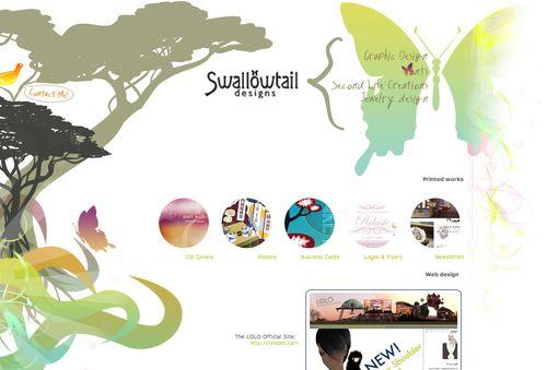Swallowtail Website