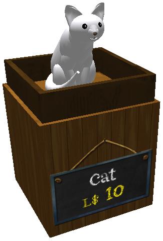 Cat vendor